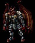 Red Draconian