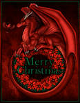 Christmas Dragon 2013