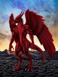 Drakonus Kardinal by DragonosX