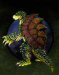KaiJune 6 - Miraledon the Turtle