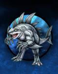 KaiJune 7 - Tybura the Shark