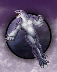 KaiJune 11 - Sylaka the Leopard Seal
