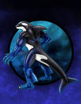 KaiJune 15 - Orcaleus the Orca