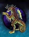 KaiJune 26 - Yamakampus the Seahorse