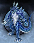 KaiJune 27 - Frozenwrath the Ice Dragon