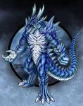 KaiJune 27 - Frozenwrath the Ice Dragon