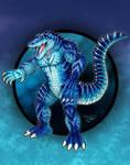 KaiJune 29 - Jaabalta the Alligator