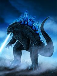 Godzilla 2021 - Atomic Ray