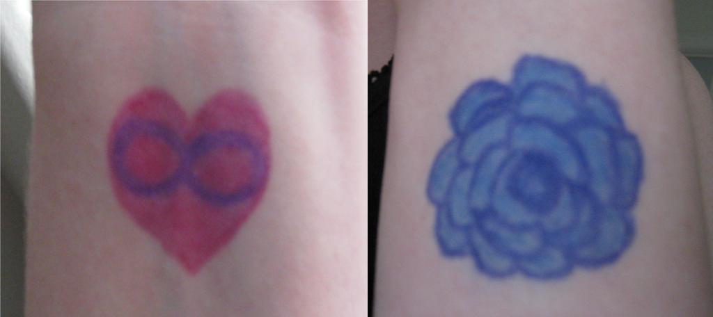 wrist + markers by elementalkitti
