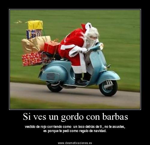 Si ves un Gordo con Barbas by Dezzlove1