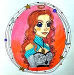 Soliana Astris Character Token