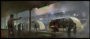 Blade Runner 2 C art
