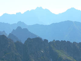 Tatra Mountains by zojj