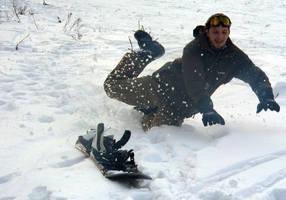 alternative snowboarding 1 by zojj