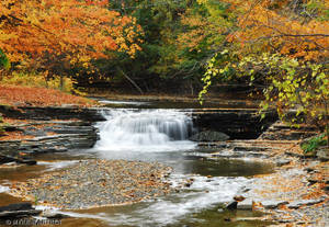The Small Falls.