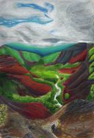 Waimea Canyon by Sugardragon15