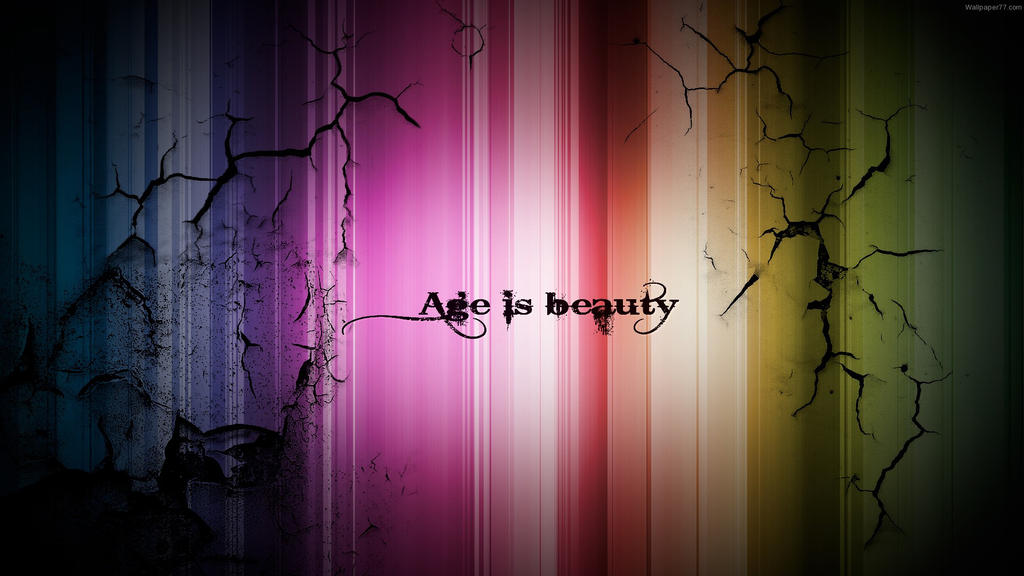 Age-is-Beauty-abstract-wallpapers-vector-wallpaper by DarkEagle2011
