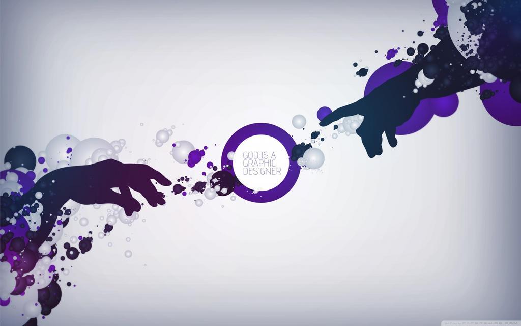God Is Graphic Designer-wallpaper-1440x900 by DarkEagle2011