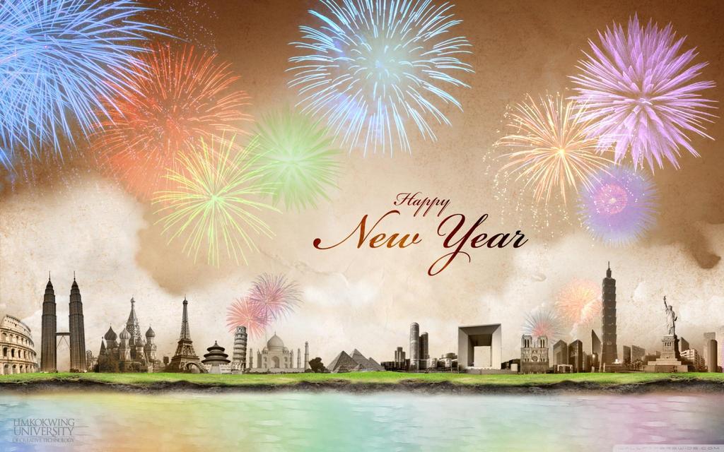 Happy New Year 2-wallpaper-1440x900 by DarkEagle2011