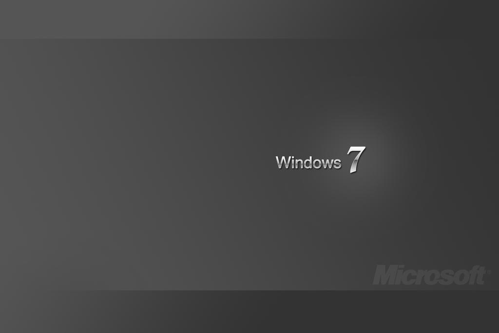Windows7 Wallpaper Grey 1920 By Nymezide by DarkEagle2011