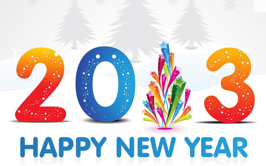 Greetings-new-year-hd-wallpaper by DarkEagle2011