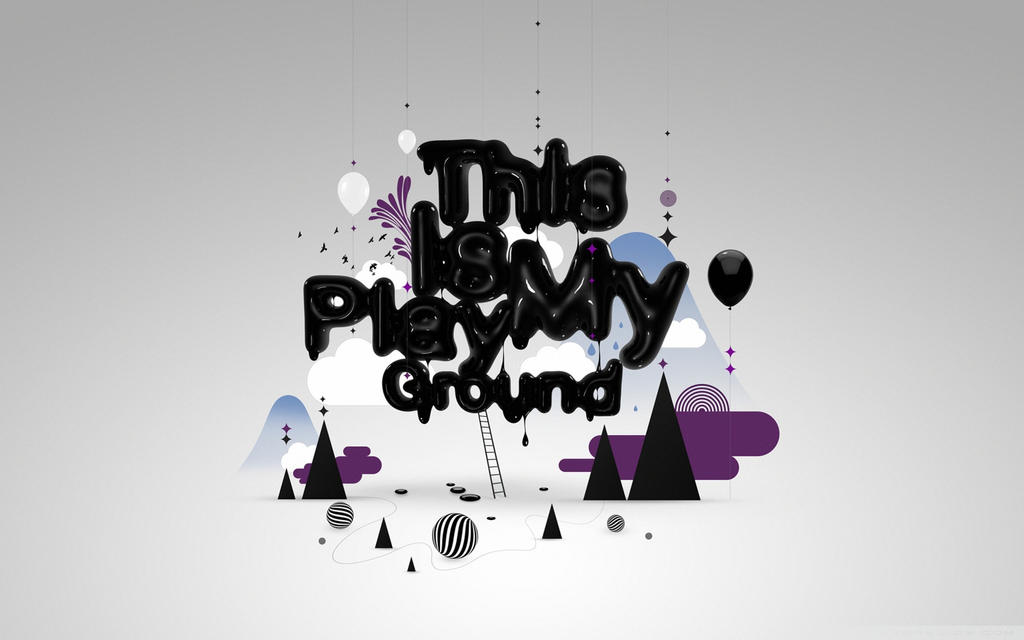 Abstract Playground-wallpaper-1920x1200 by DarkEagle2011