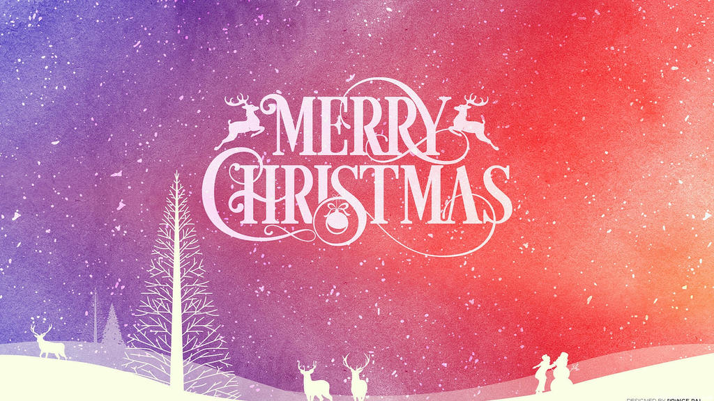 wallpaper-merry-christmas-HDx-2T7 by DarkEagle2011