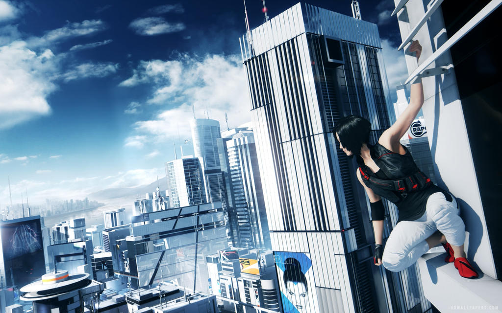 Mirrors Edge 2 2014-1920x1200 by DarkEagle2011