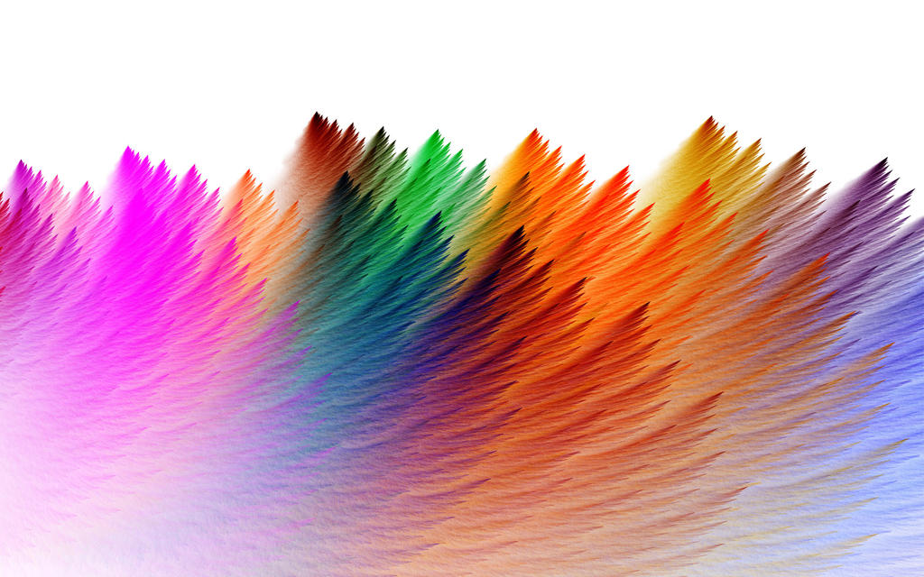 colorful-feathers-abstract-3D-Abstract by DarkEagle2011