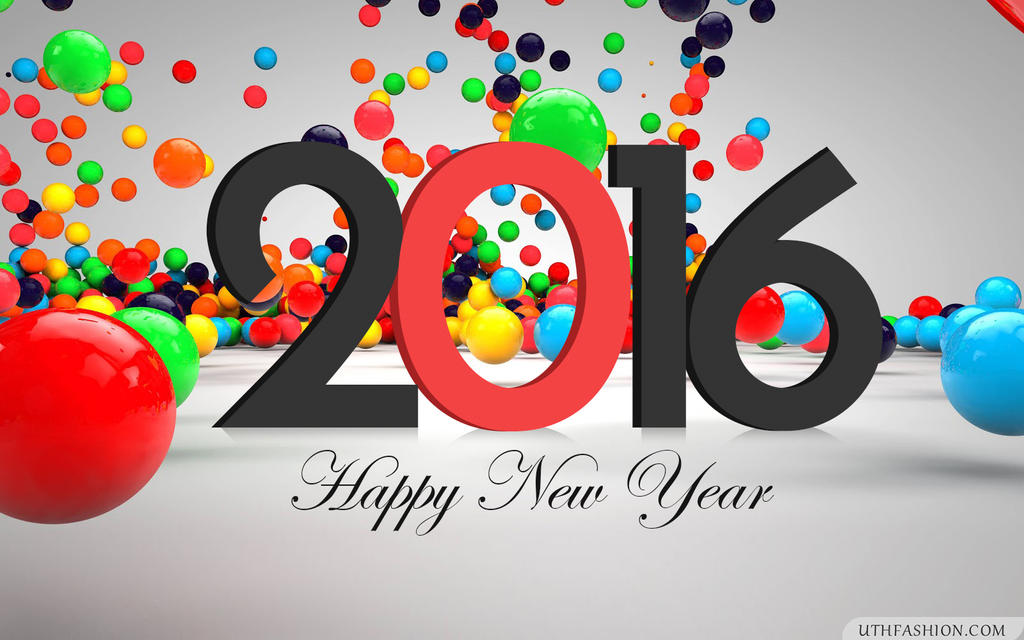 3d-happy-new-year-2016-wallpaper-download by DarkEagle2011