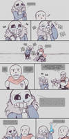 .Undertale Fancomic: Annoying Dog - Page 6.+