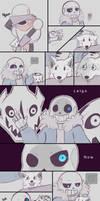.Undertale Fancomic: Annoying Dog - Page 7.+ by Kintanga