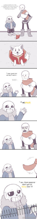 .Undertale: Fancomic - Extras 2.+