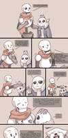 .Undertale Fancomic: Annoying Dog - Page 10.+