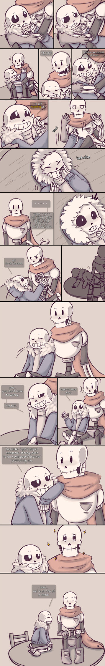 .Undertale Fancomic: Annoying Dog - Page 16.+ by Kintanga