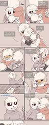 .Undertale Fancomic: Annoying Dog - Page 19.+ by Kintanga