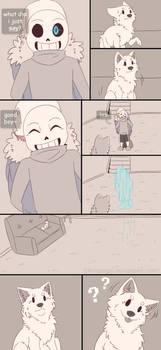 .Undertale Fancomic: Annoying Dog - Page 23.+ by Kintanga