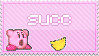 succ stamp by hoopas
