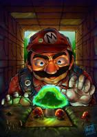 Psycho Mushroomer by MiqeQ