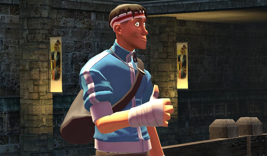 Free gmod download for tf2 scout