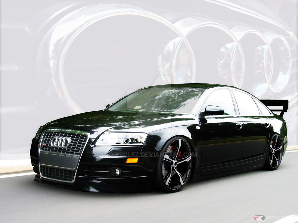 audi a6 virtual tuning by kyprulez on deviantart. Black Bedroom Furniture Sets. Home Design Ideas