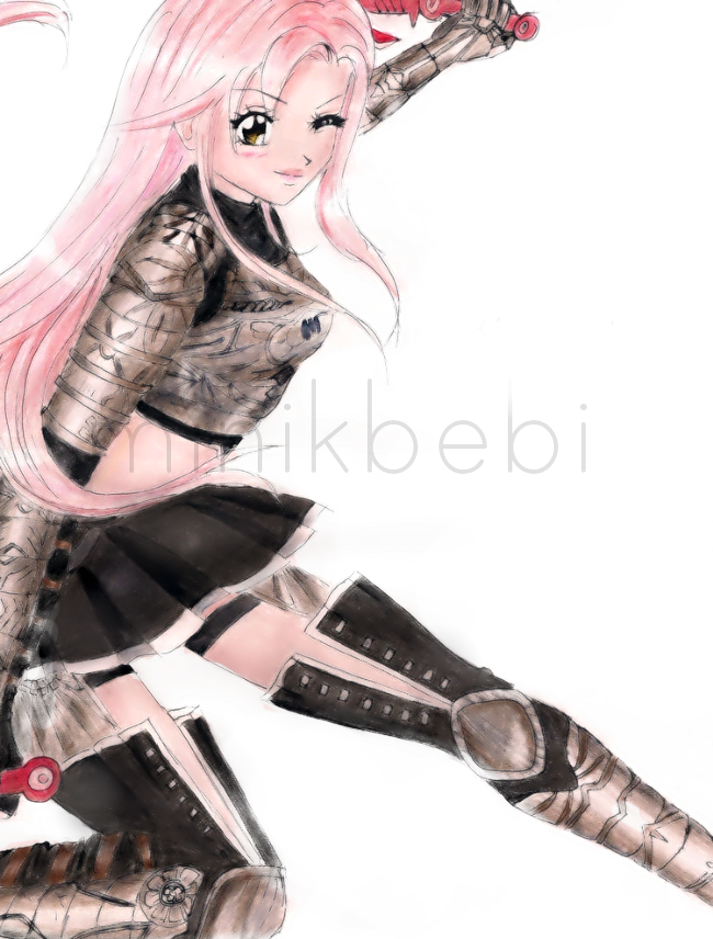 Metin2 Ninja >> Metin2 - Ninja Manga Girl by minikbebi on DeviantArt