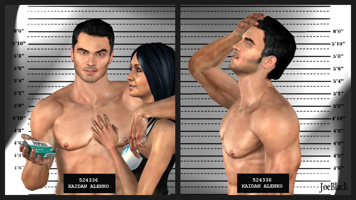Mugshot - Kaidan by The-JoeBlack