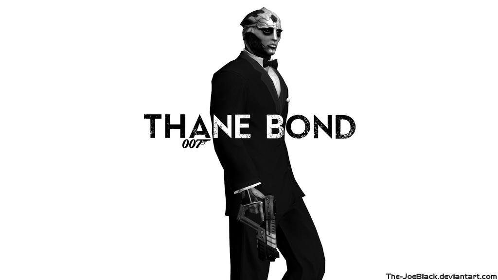 Thane Bond 007 by The-JoeBlack