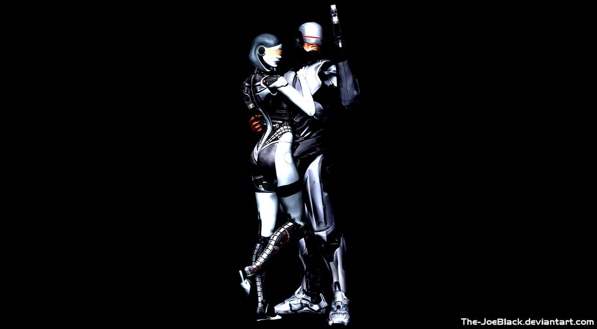 robocop and edi wallpapershaunsarthouse on deviantart
