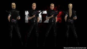 Mass Effect Occitania - Jessica Casual Alliance