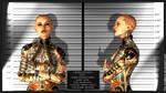 Mass Effect Mugshot - Jack / Subject Zero