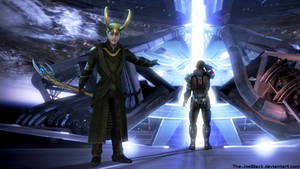 Mass Effect - Loki Ending