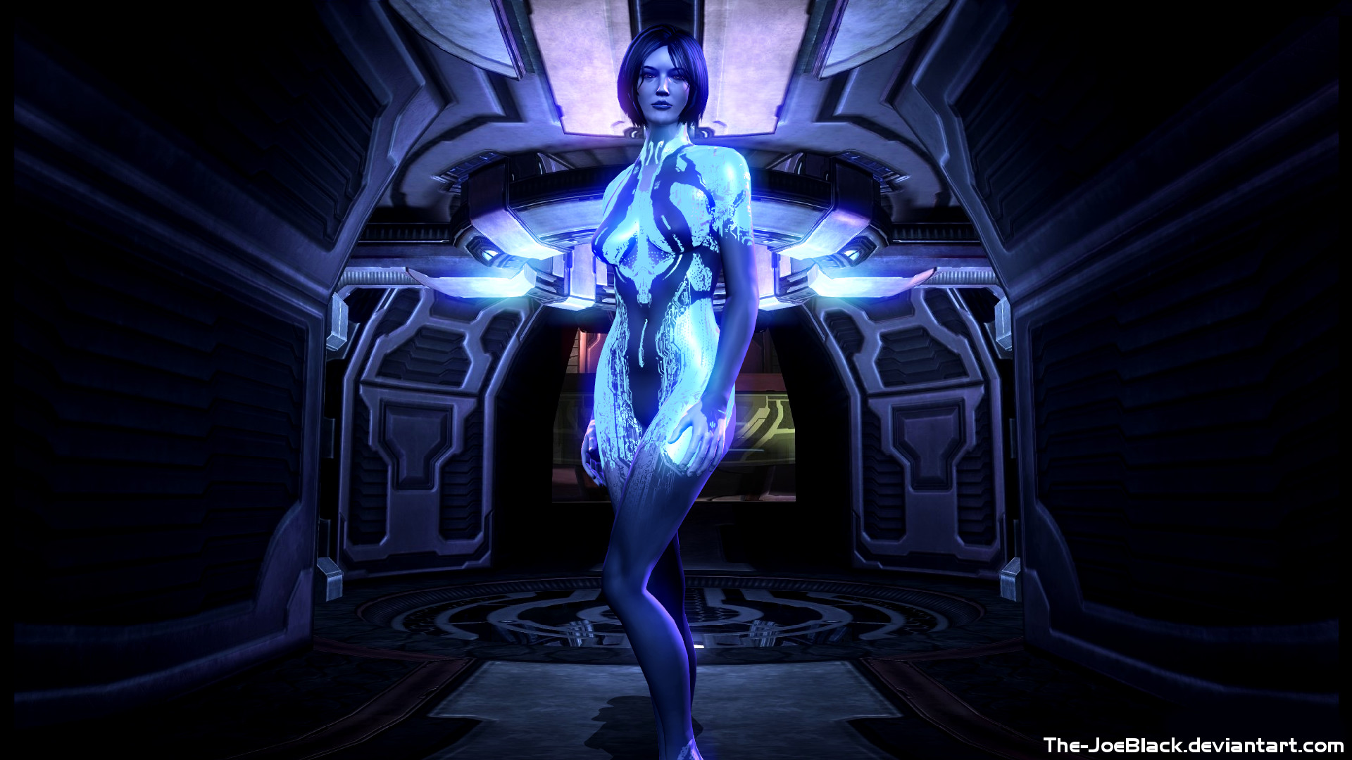 Halo 2 cortana nude erotic pictures