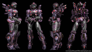 Transformers War for Cyberton - Arcee